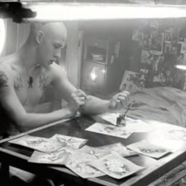 Εσταυρωμένος skinhead